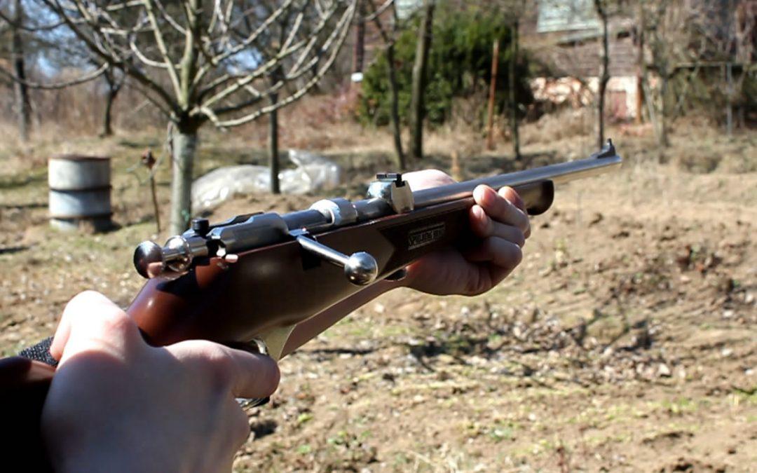 Recenze: Flobert puška Spielberg Brno