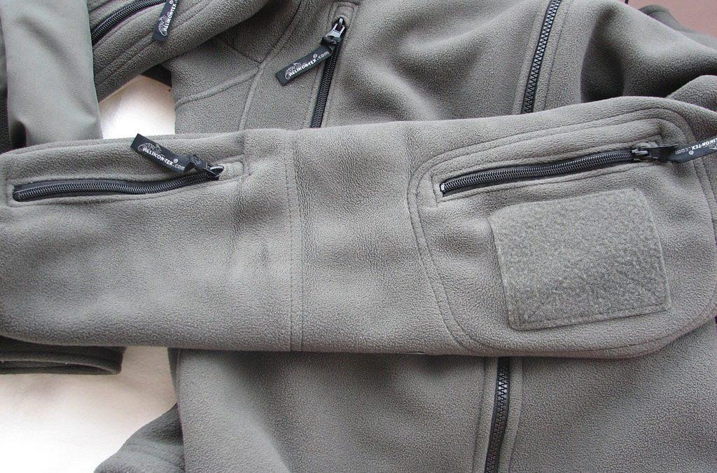 Recenze: Bunda HELIKON PATRIOT Heavy Fleece Jacket – po 4 měsících nošení