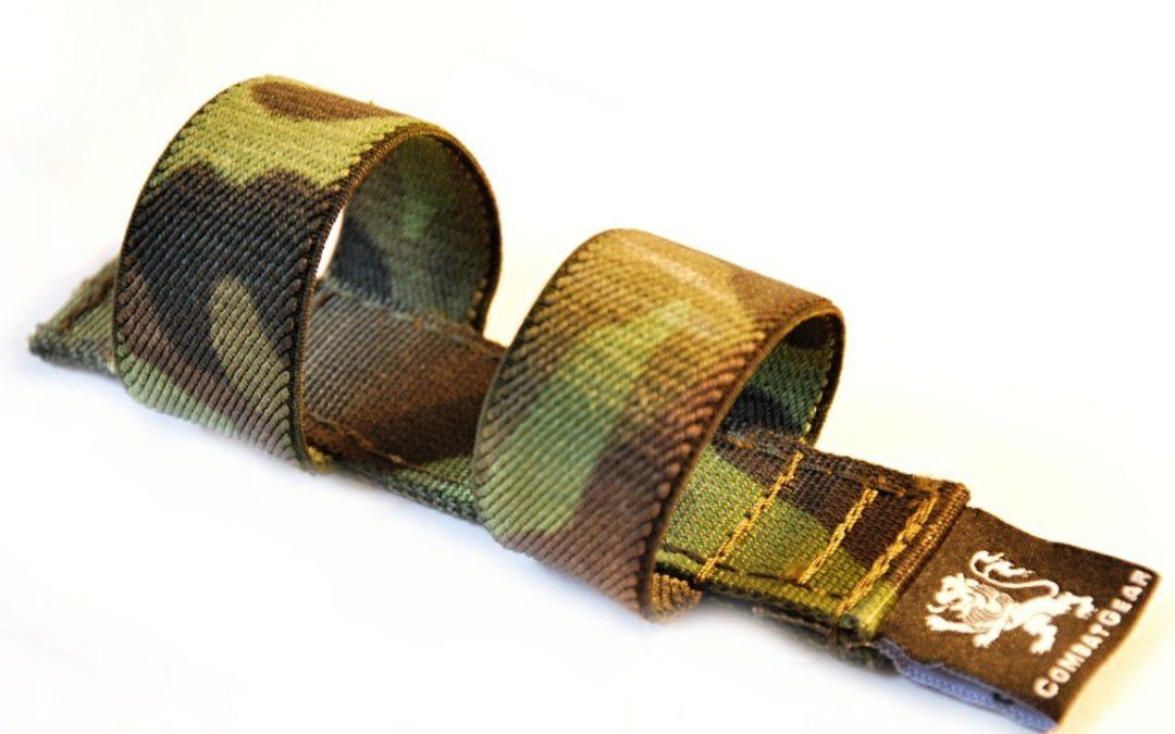 Představení produktu: Držák na turniket od Combat Gear – promyšlených 14g