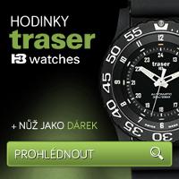Hodinky Traser