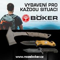 Nože Böker