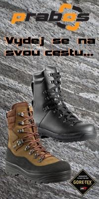 Pracovní, armádní a outdoorová obuv